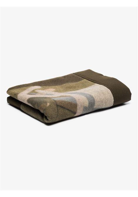plaid camouflage SACAI | Plaid | 21-0253S936