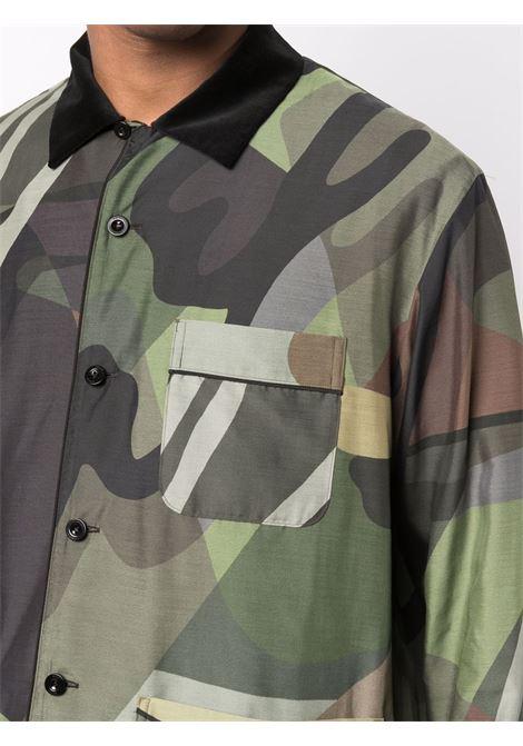 SACAI | Shirt | 21-02574M936