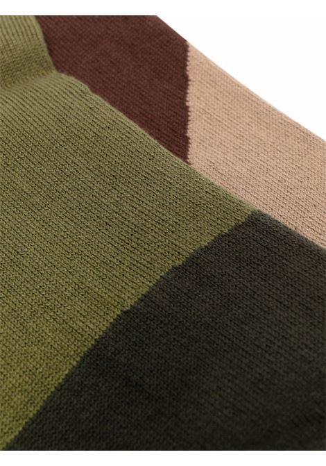 calza camouflage KAWS SACAI | Calze | 21-0261S936