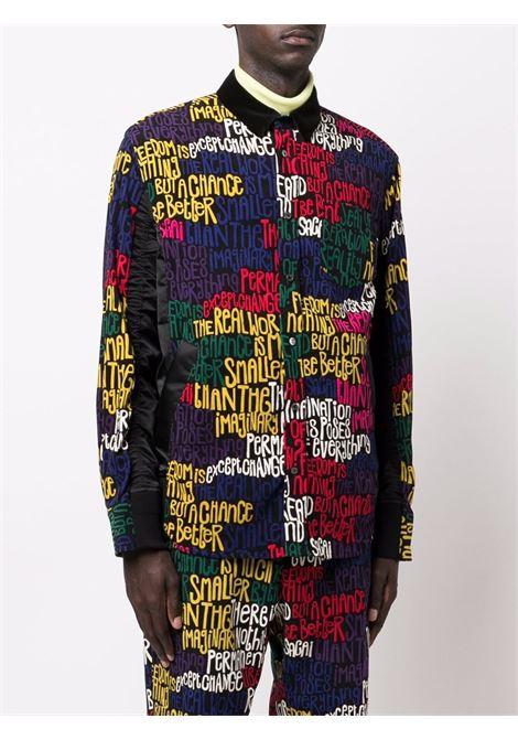 SACAI | Shirt | 21-02656M001
