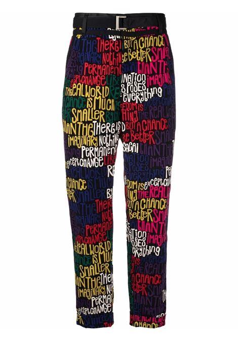 SACAI | Pants | 21-02658M001