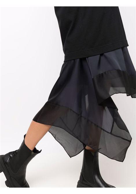 abito - tshirt manica corta SACAI | Abito | 21-05833005