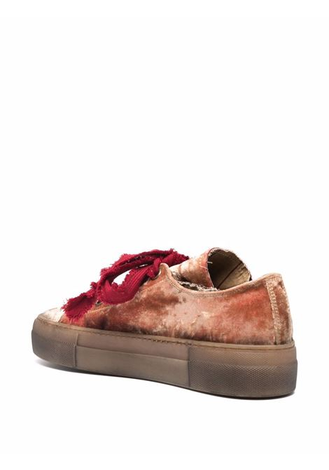 scarpa ginnica in velluto UMA WANG | Scarpe | US9907UW027