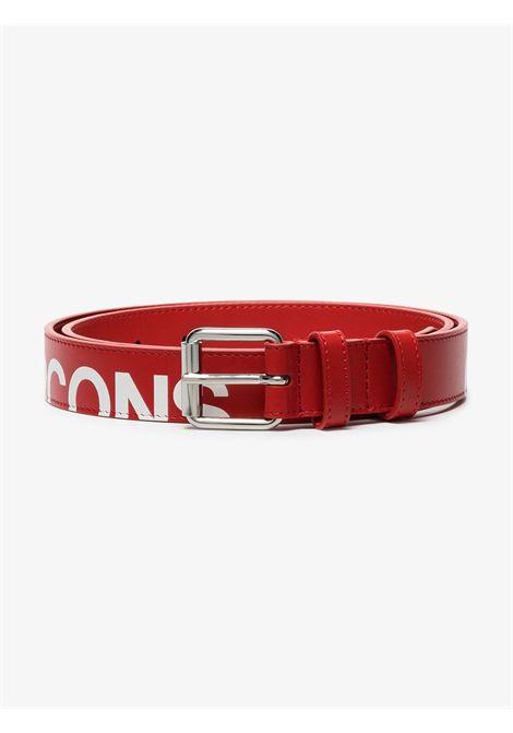 cintura con logo tagliato WALLETS COMME DES GARCONS | Cintura | SA0911HL2