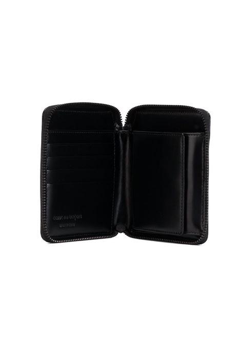 portafoglio con zip WALLETS COMME DES GARCONS | Portafogli | SA2100VB1