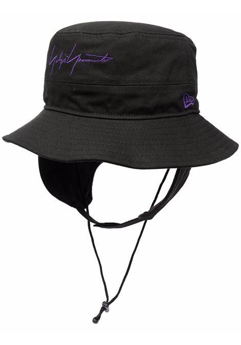 cappello bucket con para orecchie YOHJI YAMAMOTO pour homme | Cappello | HX-H67-9761