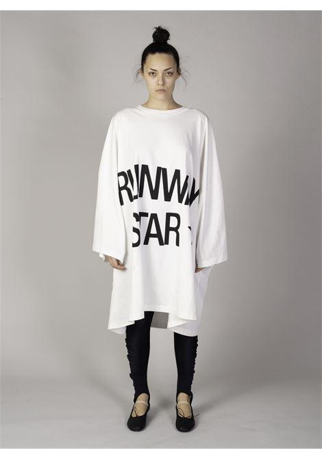 abito t-shirt oversize VAQUERA | Maglia | VAQ02T0051