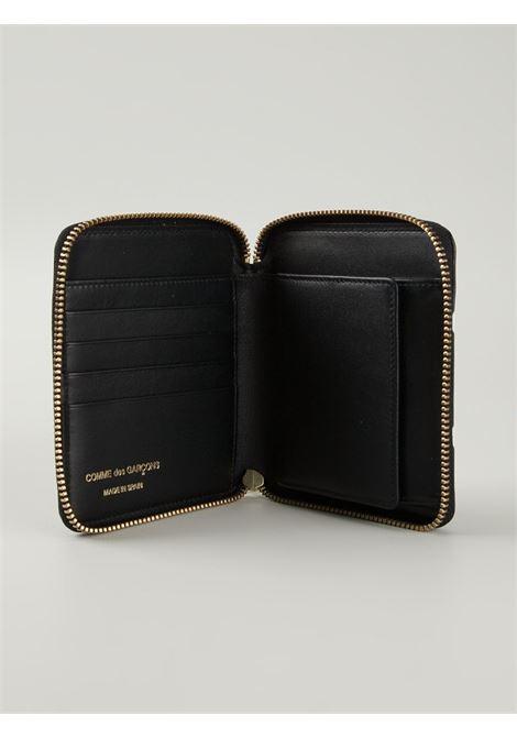 Portafoglio in pelle WALLETS COMME DES GARCONS | Portafogli | SA2100PDBLK