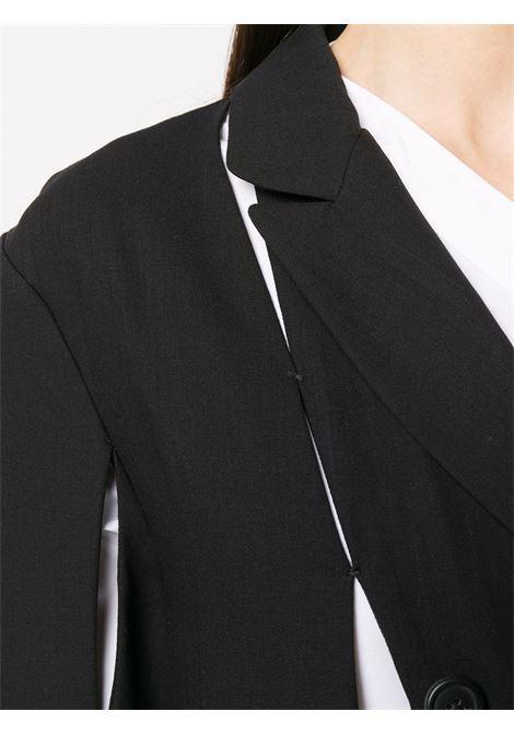 Cappottino sartoriale con tagli ANN DEMEULEMEESTER | Cappotto | 2001-1138-170099