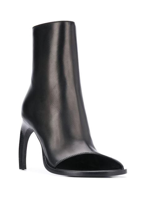 Stivali con pannelli a contrasto ANN DEMEULEMEESTER | Scarpe | 2001-2860-363099