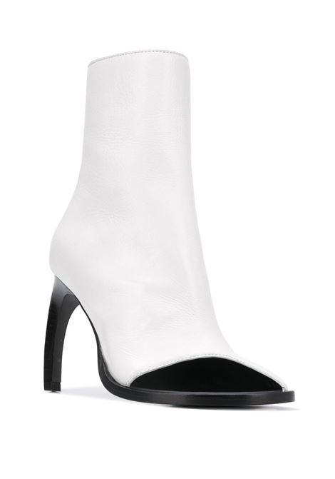 Stivali con pannelli a contrasto ANN DEMEULEMEESTER | Scarpe | 2001-2860-389001