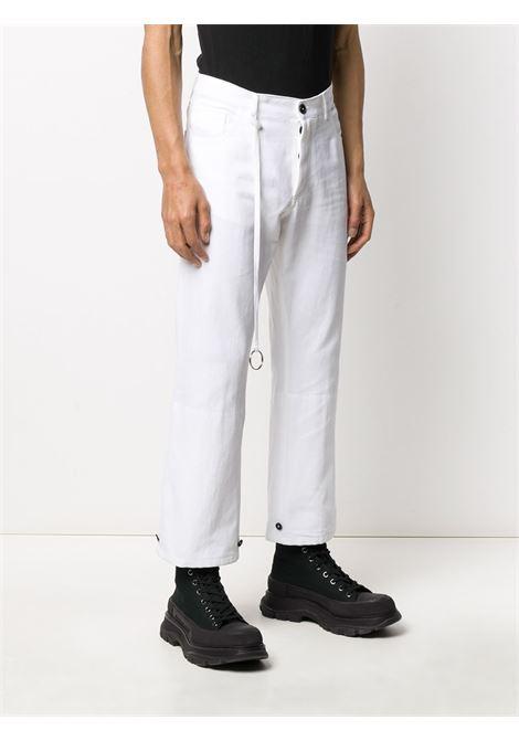 Jeans a vita alta ANN DEMEULEMEESTER | Pantalone | 2001-3400-195001