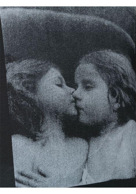 Canotta con stampa ANN DEMEULEMEESTER | Canotta | 2001-3969-232099