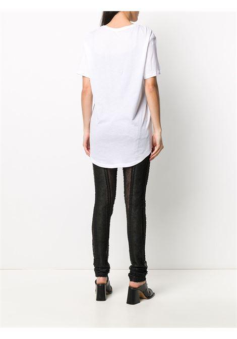 T-shirt girocollo ANN DEMEULEMEESTER | T-shirt | 2001-3979-W-232006