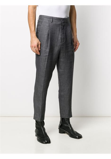 Pantaloni in cotone a gamba dritta ANN DEMEULEMEESTER | Pantalone | 2007-3402-165060