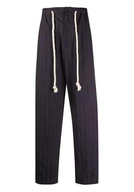 Pantaloni a vita alta ANN DEMEULEMEESTER | Pantalone | 2007-3406-163059