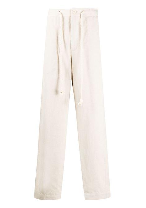 Pantaloni a vita bassa ANN DEMEULEMEESTER | Pantalone | 2007-3406-185005