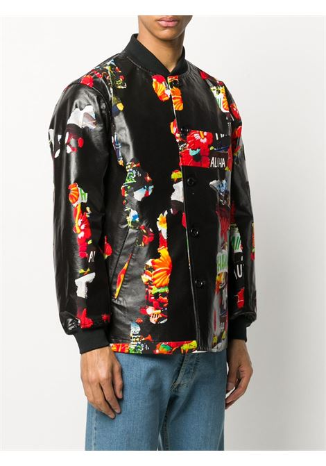 Bomber stampa Hawai COMME DES GARCONS Homme Plus | Giacca | PE-J079-0511