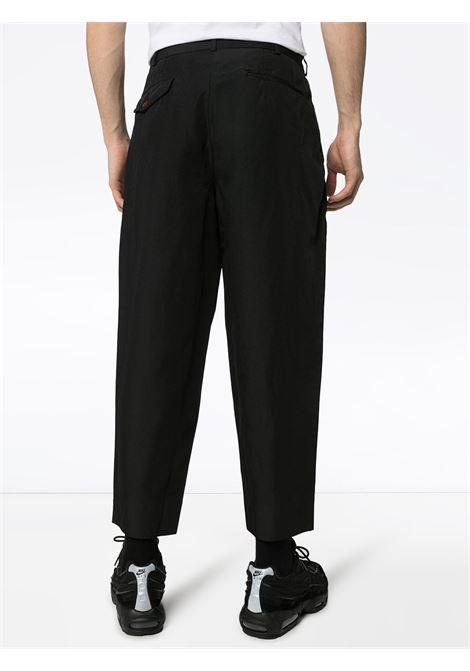 Pantaloni sartoriali crop COMME DES GARCONS Homme Plus | Pantalone | PE-P025-0511