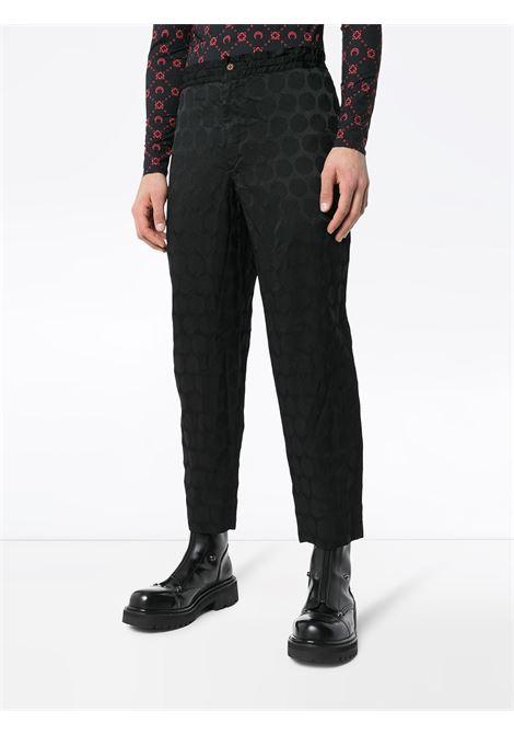 Pantaloni crop a pois COMME DES GARCONS Homme Plus | Pantalone | PE-P028-0511