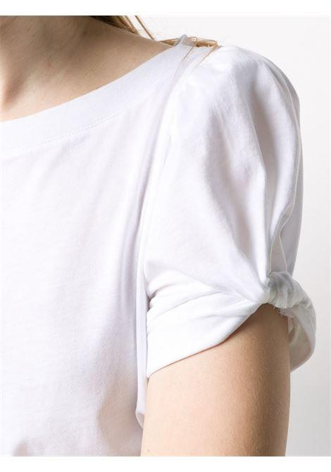T-shirt con manica a palloncino FEDERICA TOSI | T-shirt | FTE20TS124.0JE00810001
