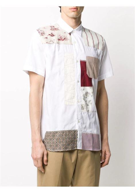 Camicia mezza manica JUNYA WATANABE MAN | Camicia | WE-B009-0511
