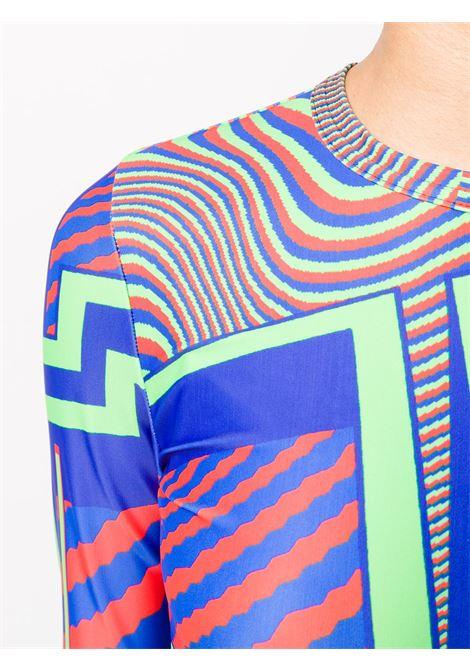 T-shirt con stampa anni '90 JUNYA WATANABE | Maglia | JE-T006-0511