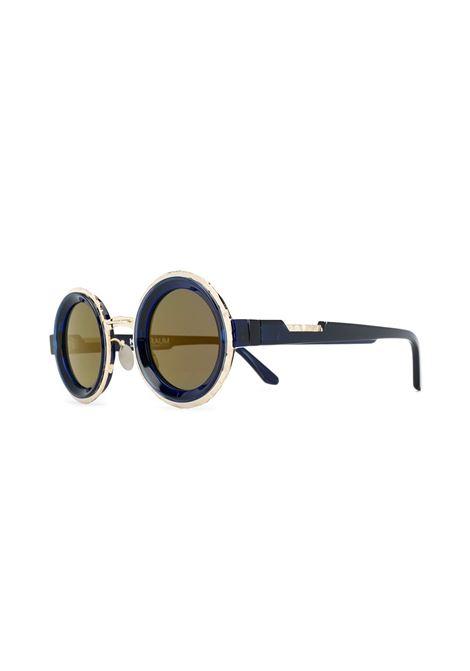 Occhiali da sole color-block Kuboraum | Occhiali | Z3 41-31 BG FLASHGOLD