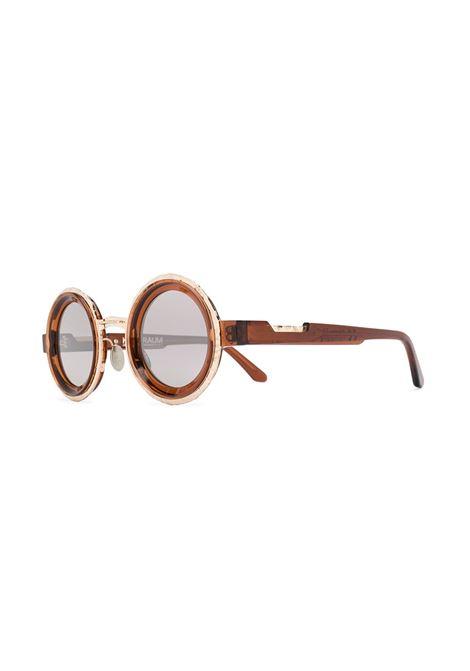 Occhiali da sole color-block Kuboraum | Occhiali | Z3 41-31 CL BSILVER