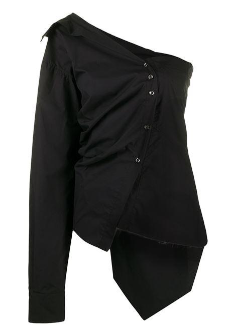 Camicia asimmetrica MARQUES ALMEIDA | Camicia | RST20TP0269SHTBLACK