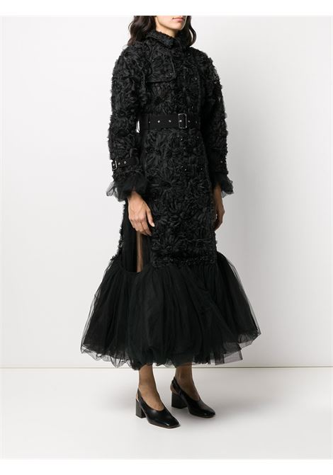 Trench/abito in tulle NOIR KEI NINOMIYA | Cappotto | 3E-C003-0511