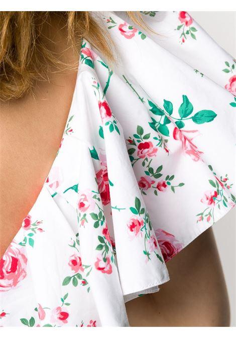 Top a fiori PHILOSOPHY di LORENZO SERAFINI | Camicia | A0208 7481246