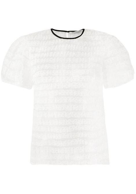 Top trasparente PHILOSOPHY di LORENZO SERAFINI | Camicia | A0225 21272