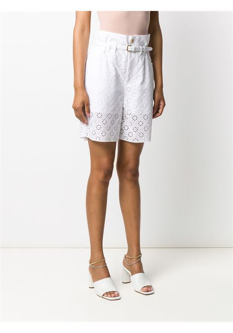 Shorts in pizzo sangallo PHILOSOPHY di LORENZO SERAFINI | Pantalone | A0332 7261