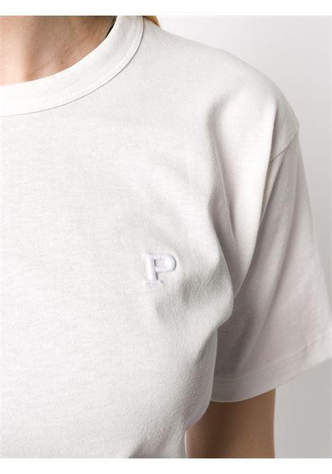 T-shirt con logo ricamato PHILOSOPHY di LORENZO SERAFINI | T-shirt | A0702 21481