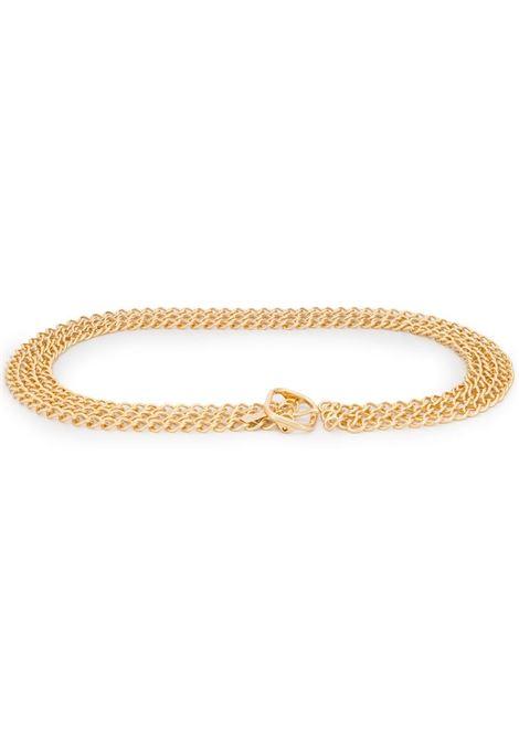 Cintura color oro PHILOSOPHY di LORENZO SERAFINI | Cintura | A3002 2193606
