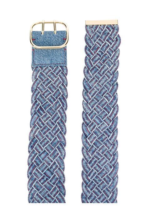 Cintura denim intrecciata PHILOSOPHY di LORENZO SERAFINI | Cintura | A3006 2130300