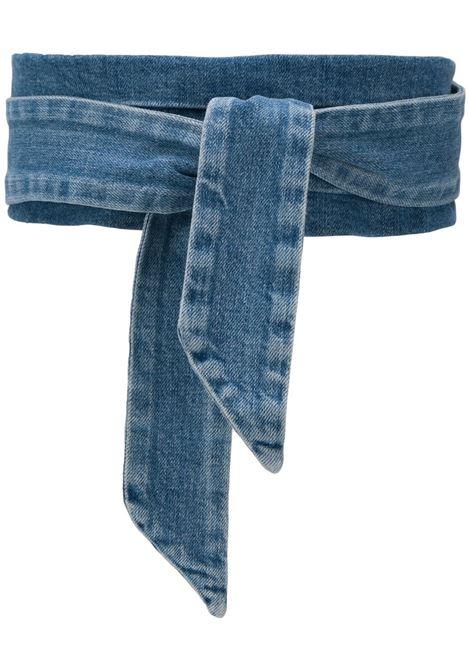 Cintura denim a fascia PHILOSOPHY di LORENZO SERAFINI | Cintura | A3006 730295