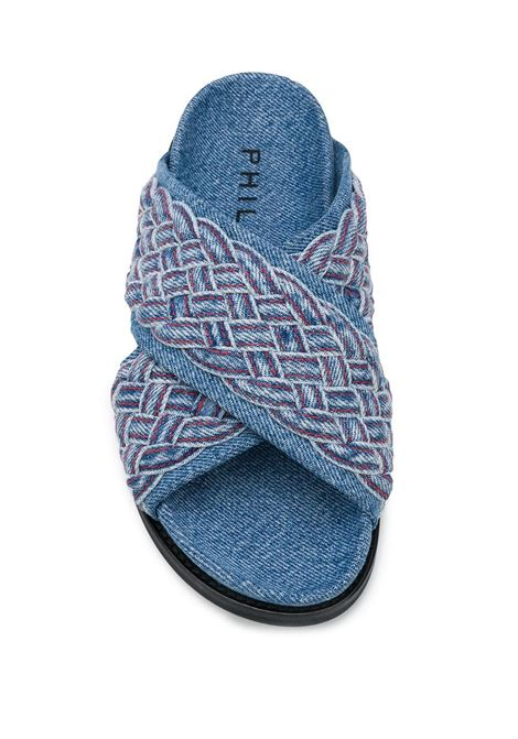 Sandali con fasce incrociate PHILOSOPHY di LORENZO SERAFINI | Scarpe | A3214 2130300