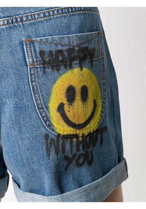 Shorts denim Happy PHILOSOPHY di LORENZO SERAFINI | Pantalone | J0319 7282300