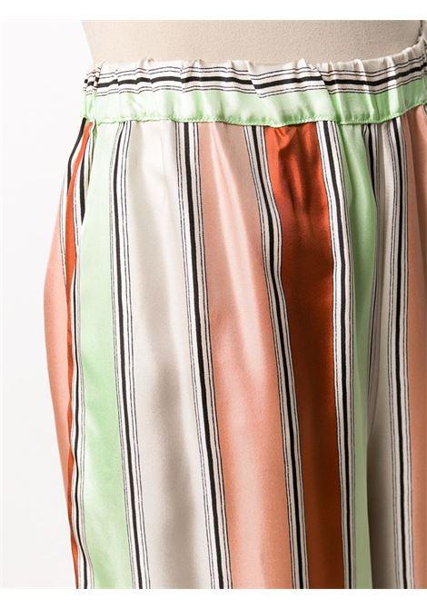 Pantaloni a righe PIERRE LOUIS MASCIA | Pantalone | ALOEPT10766112519/101-18