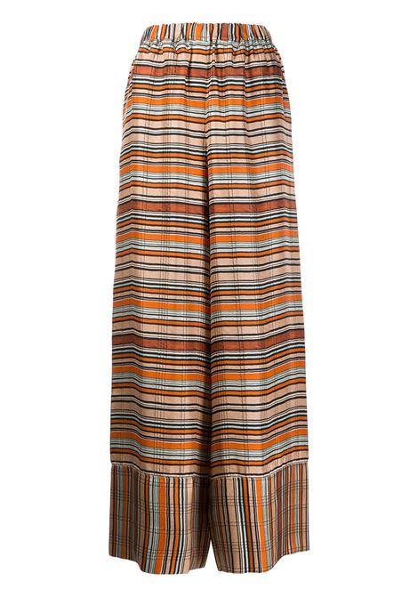 Pantaloni a righe PIERRE LOUIS MASCIA | Pantalone | ALOEPT10766112521/101-18