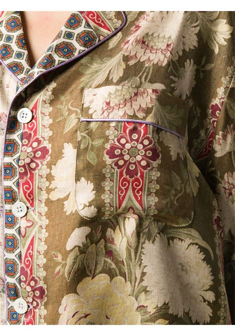 Camicia unisex  con stampa PIERRE LOUIS MASCIA | Camicia | ALOEUWMC1049749290/101-18