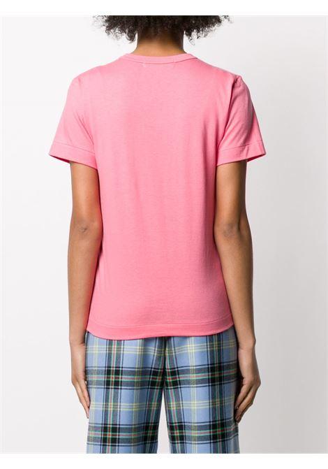 T-shirt con applicazione cuore PLAY COMME DES GARCONS | T-shirt | P1T2713