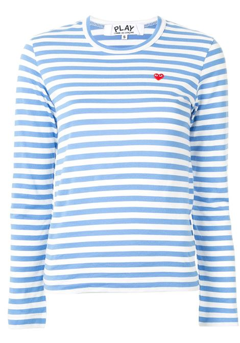 Maglia a righe PLAY COMME DES GARCONS | T-shirt | P1T2771