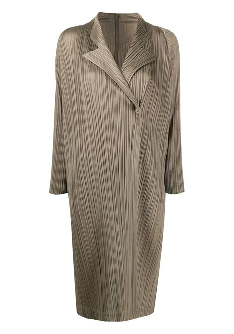 Cappotto plissettato PLEATS PLEASE | Cappotto | PP06JA14305
