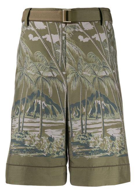 SACAI | Shorts | 20-02195M501
