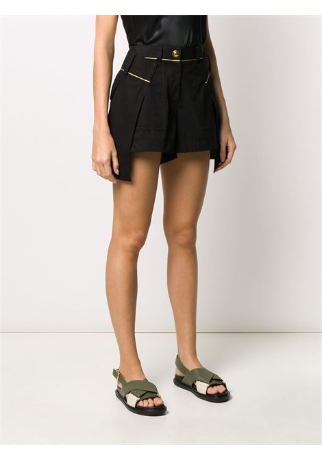 Shorts in cotone SACAI | Shorts | 20-048521