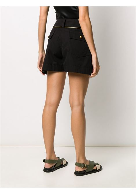 Shorts in cotone SACAI | Shorts | 20-048521