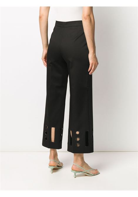 Pantaloni con dettagli ritagliati VIVETTA | Pantalone | B011 07389000